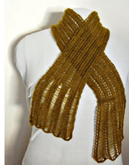 CROCHET LACE SCARF PATTERN - Crochet Club