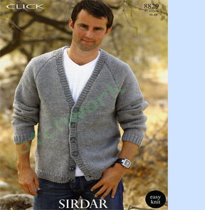 Free Knitting Patterns For Mens Cardigans : KNIT MEN S CARDIGAN PATTERN 1000 Free Patterns