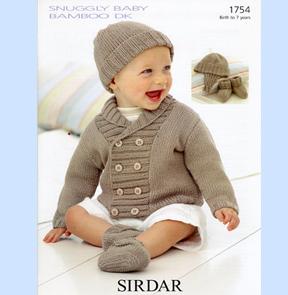 4f3d44b1a6a Sirdar Patterns Snuggly  Baby Bamboo patterns  1754  Snuggly Baby Bamboo   1752  Sirdar Little Sweet Peas Book 332  Sirdar Tiny Tots pattern   1744 -  Sirdar ...
